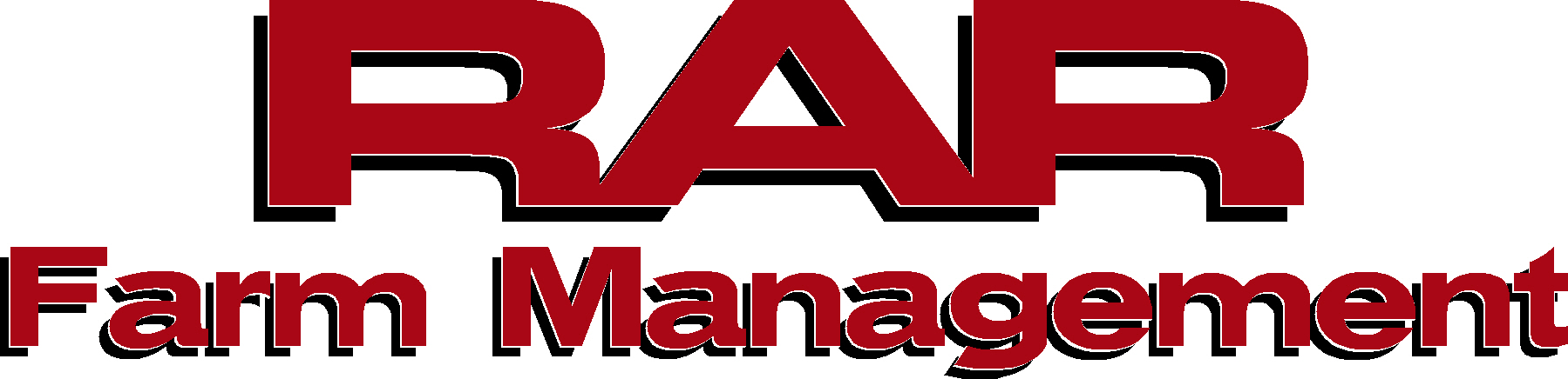RAR logo red